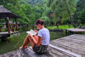 Frații Jderi, paradisul verde din Vâlcea: cum arată satul de vacanță ascuns printre păduri